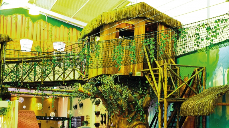 Casa da �rvore